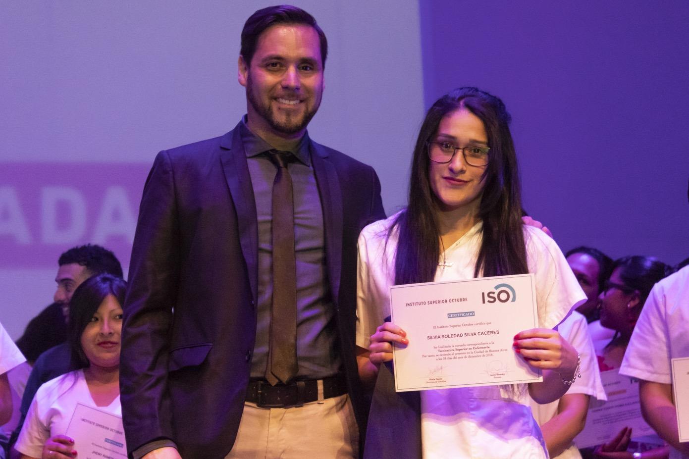 Entrega de Certificados ISO_014