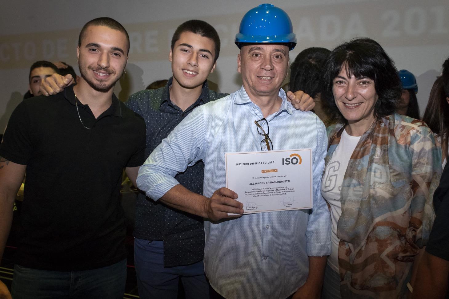 Entrega de Certificados ISO_033