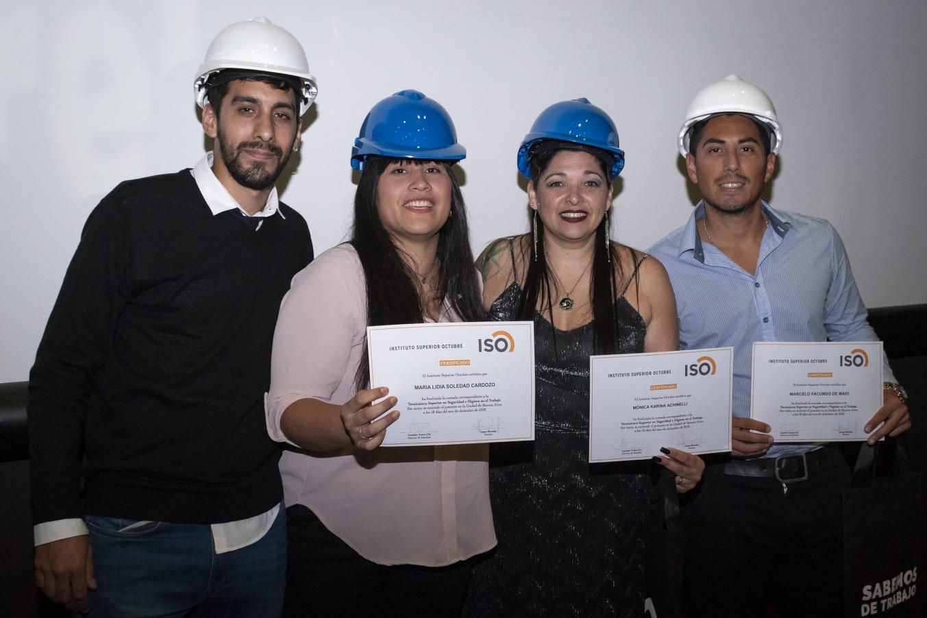 Entrega de Certificados ISO_035
